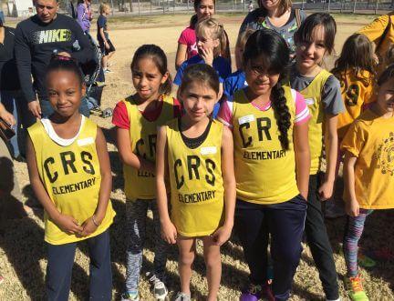 CRS Track girls 432X331