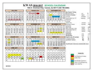 KWAS Calendar 2017 final Official